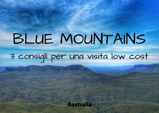 Blue Mountains COVER ITA
