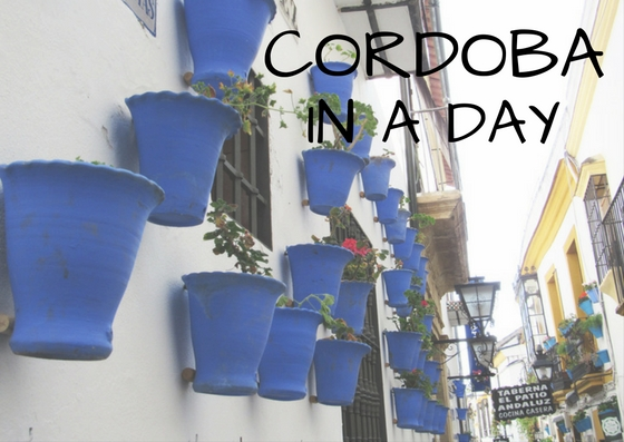 Cordoba in a day EN COVER