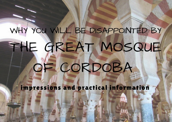 Mosque of Cordoba COVER EN