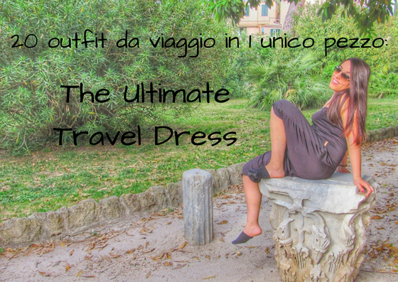 COVER The Travel Dress ITA