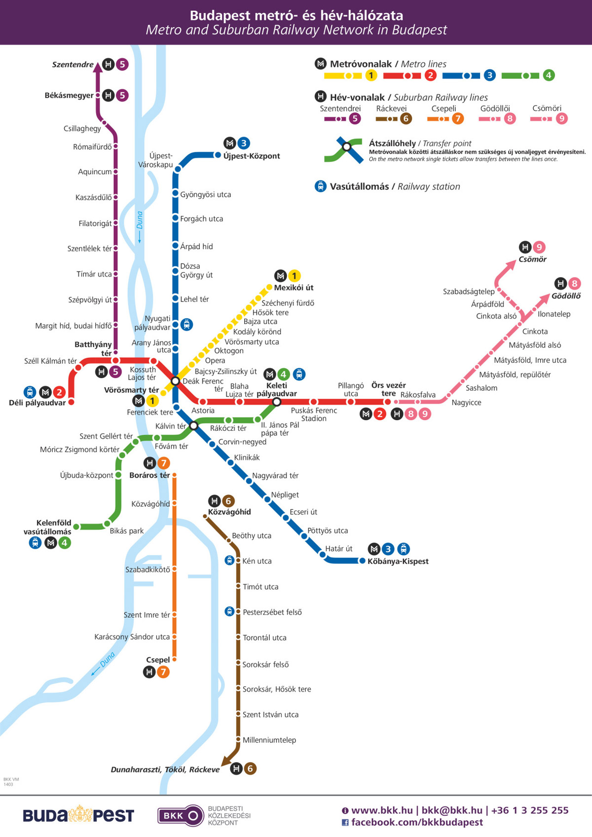 Budapest Subway Map English.Moving Around Budapest Public Transport And Maps Clara On The Road